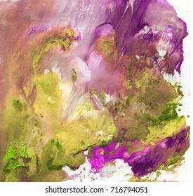 bright paint texture