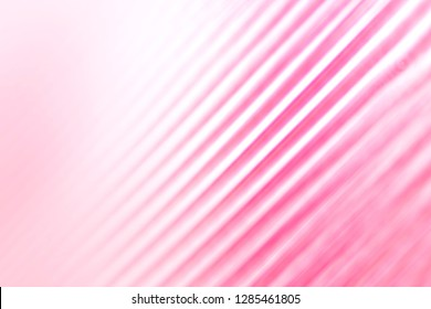 bright pink background with dark diagonal lines