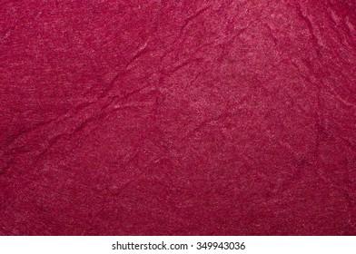 bright pink felt fabric piece texture background