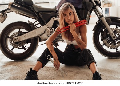 Motorcycle babe images Beautiful Motorcycle Babes High Res Stock Images Shutterstock