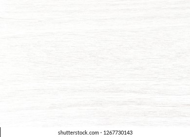 Bright white wooden table texture for background