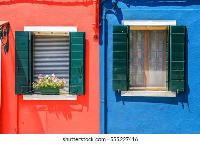 Bright windows