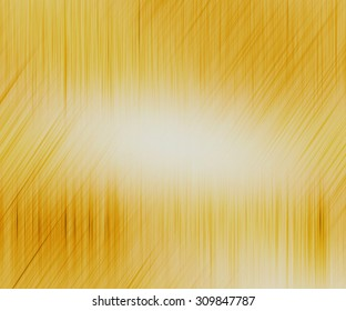 Bright yellow background with reflection