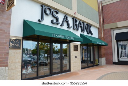 BRIGHTON, MI - AUGUST 22: Jos. A. Bank, whose Brighton, MI store is shown August 22, 2015, has over 600 stores.