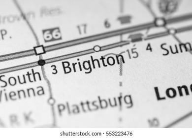 Brighton. Ohio. USA