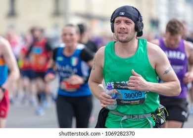 Berlin Marathon Kopfhörer