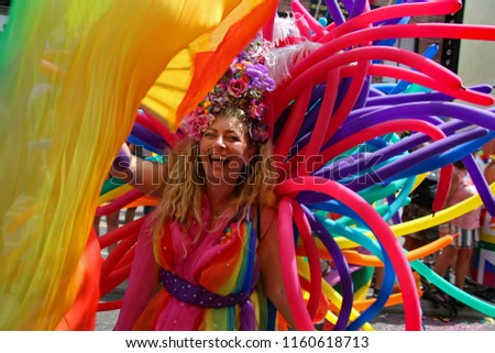Pride san diego hump