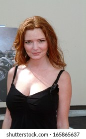 Brigid Brannagh at OVER THERE Premiere Screening for FX Network, The Darryl F Zanuck Theatre on the Fox lot, Los Angeles, CA, July 24, 2005