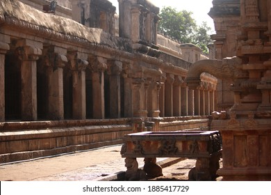 Brihadishvara Temple, also called Rajarajesvaram or Peruvudaiyār Kōvil, is a Hindu temple dedicated to Shiva located in South bank of Kaveri river in Thanjavur, Tamil Nadu, India.