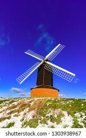 Brill Windmill, Buckinghamshire UK