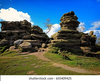 Brimham Rocks formation