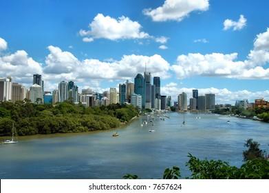 Brisbane in Australia 1