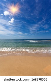 Brisbane, Australia coastline
