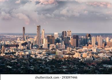 Brisbane City Landscape/Cityscape