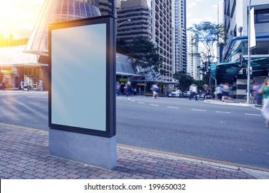 Brisbane city streets
