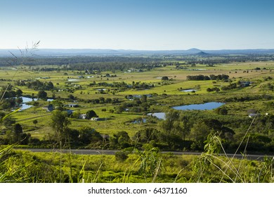 Brisbane-Toowoomba Valley