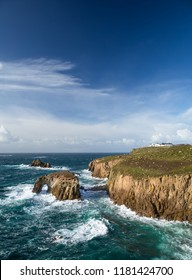 Brisk Wind, Land's End, Cornwall