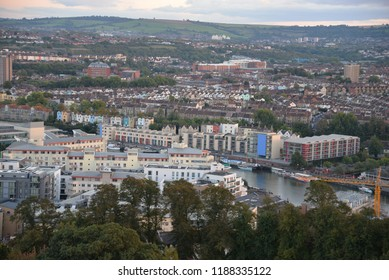 Bristol Cityscape, Bristol, England, UK