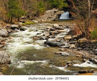 Bristol Falls Creek