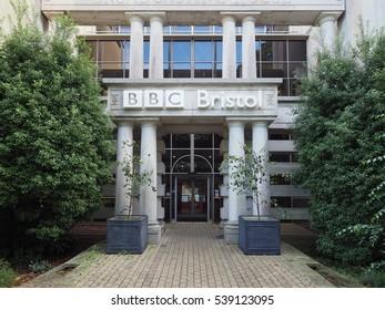 BRISTOL, UK - CIRCA SEPTEMBER 2016: BBC Broadcasting House