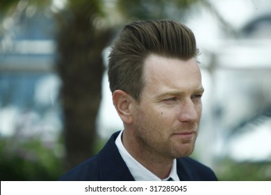 British actor Ewan McGregor poses during the photocall of the jury of the 65th Cannes film festival on May 16, 2012 in Cannes