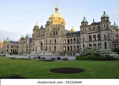 British Columbia Legislature, Victoria, Canada