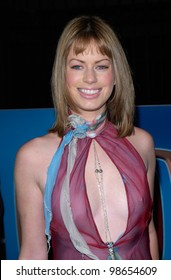 British former model CAROLINE STANBURY at the 3rd Annual TV Guide Awards in Los Angeles. 2001.    Paul Smith/Featureflash