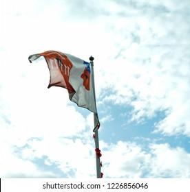 British legion Flag
