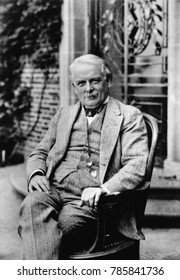 British Liberal Prime Minister David Lloyd George, in 1922. He led a wartime coalition government with the Conservatives from 1916_1922, during and immediately after, the First World War. He was one o