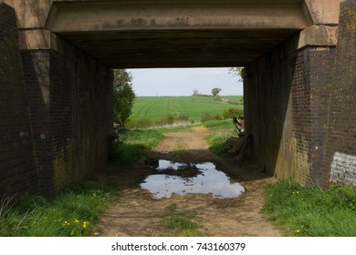 British midlands tunnel