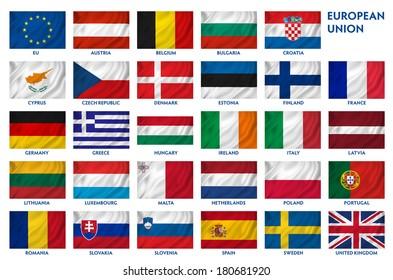 British national flag background texture.