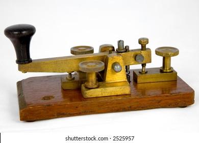 British Post Office Morse Key (c1900)