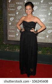 Brittany Snow  at the 2nd Annual Art of Elysium Black Tie Charity Gala 'Heaven'. The Vibiana, Los Angeles, CA. 01-10-09