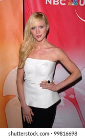 Brittany Snow at the NBC Universal  Press Tour All-Star Party, Langham Huntington Hotel, Pasadcena, CA. 01-13-11