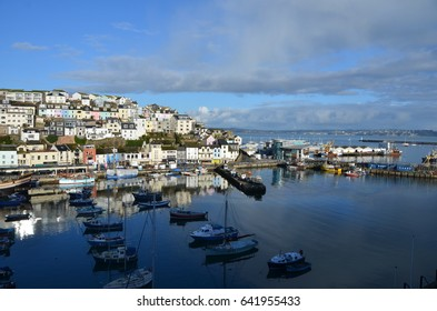 Brixham harbour AKA Fishtown