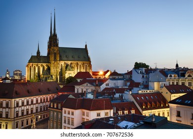 Brno - Cathedral of St. Peter and Paul