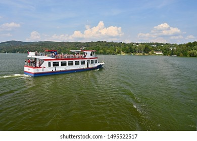 Brno, Czech Republic - Europe. August 24, 2019.