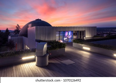 Brno planetarium and observatory