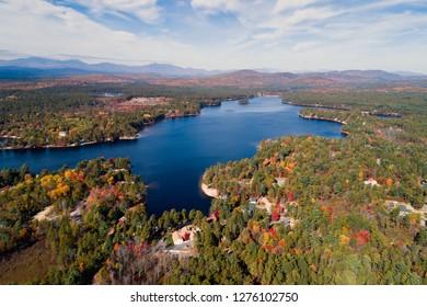 Broad Bay Osspiee Lake, NH