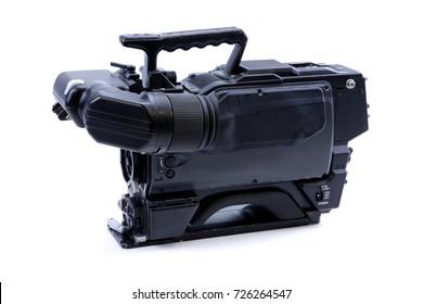 Broadcast studio camera