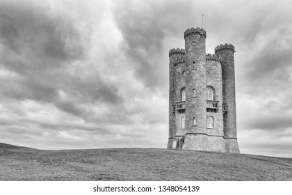 Broadway Tower is a folly on Broadway Hill in the English county of Worcestershire.
