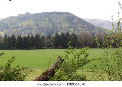 Brodick, located on the Isle of Arran – Scotland