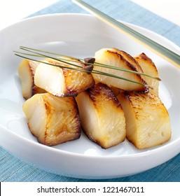 Broiled Sablefish with Saikyo Miso