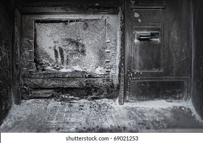 broken ATM machine