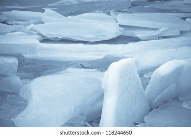 Broken Chunks of Ice