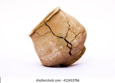 Broken Pot Images, Stock Photos & Vectors | Shutterstock