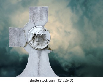 the broken cross