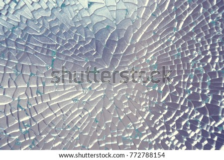 Broken Glass Texture Window Home Decor Stock Photo Edit Now