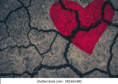 Broken Heart Images Stock Photos Vectors