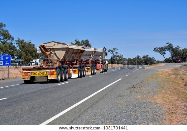 Broken Hill Nsw Australia November 18 Stock Photo (Edit Now